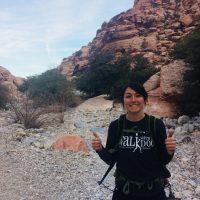 Jessica Hiking