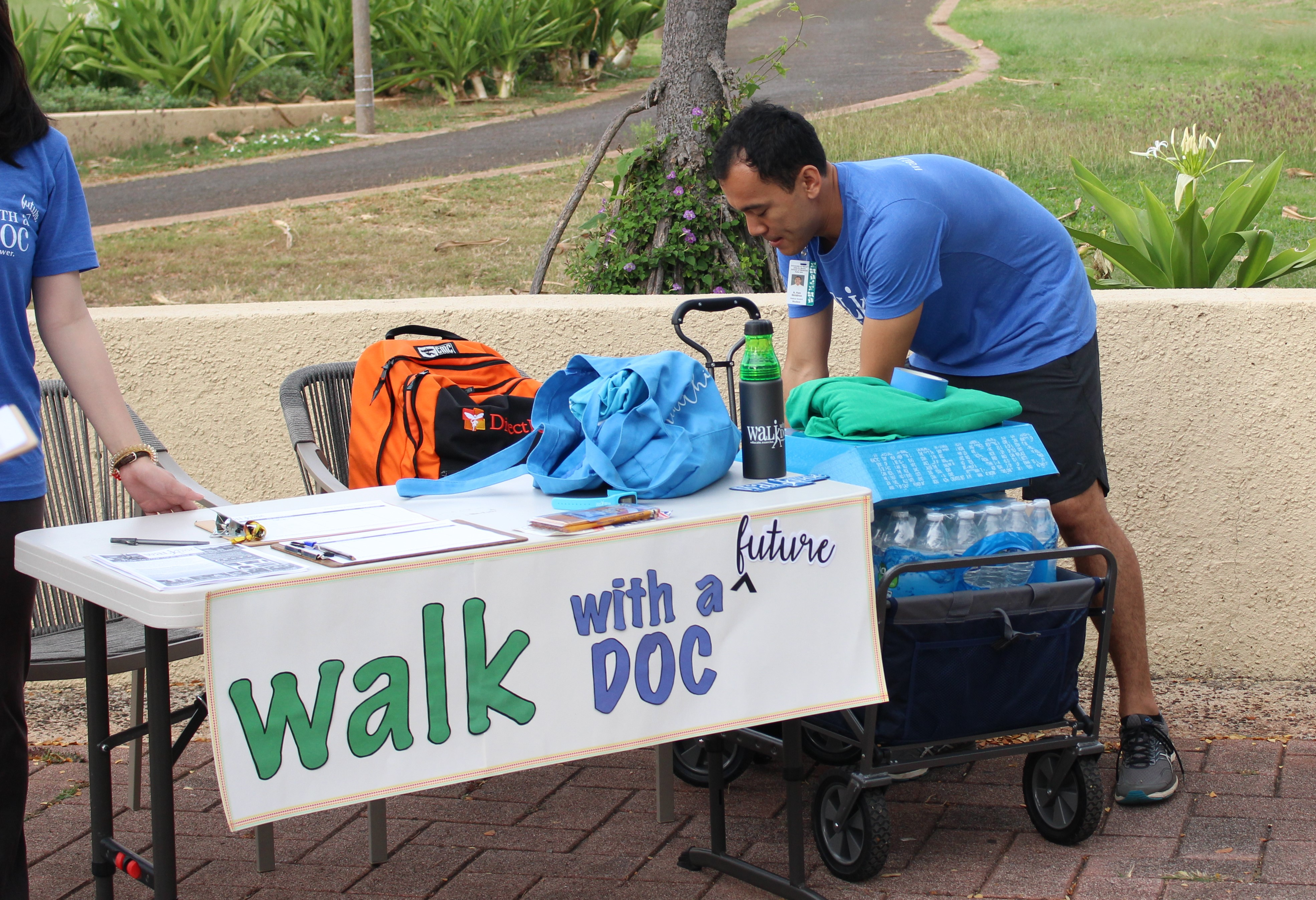 University of Hawaii - Walk with a Doc
