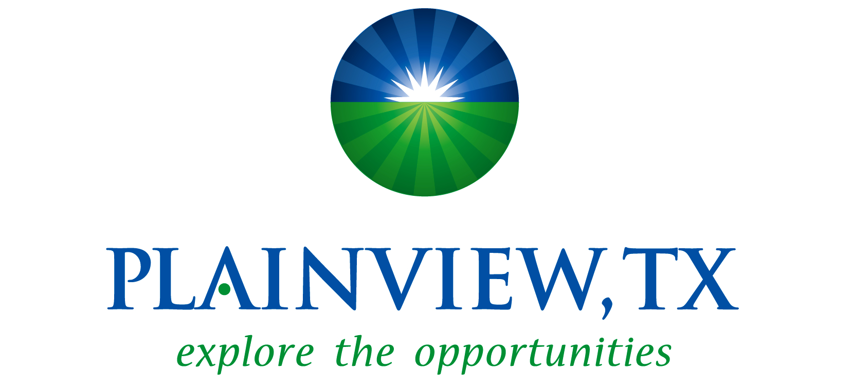 Plainview logo CLR stack