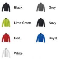 Men's Jacket Colors