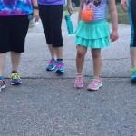 group feet